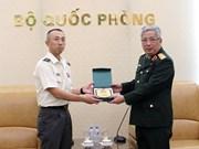 Vietnam concede importancia a los nexos en defensa con Japón
