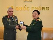 Vietnam y UE agilizan cooperación en defensa