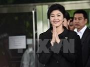 Tailandia refuta información sobre concesión de visado británico a Yingluck Shinawatra