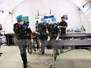 India ayuda a entrenar a la fuerza de paz de la ONU en Vietnam