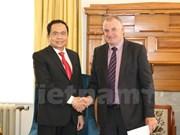 Vietnam y Nueva Zelanda fortalecen relación de asociación integral