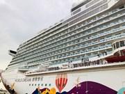 Gran crucero trae mayor número de pasajeros a destinos atractivos en Vietnam