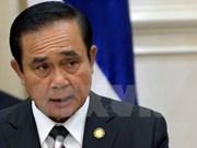 Premier de Tailandia expresa preocupación por seguridad nacional