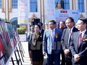 VNA y KLP celebran exposición fotográfica sobre nexos Vietnam-Laos