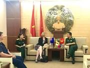 Nueva Zelanda ofrece cursos de capacitación en inglés para soldados vietnamitas