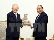 Premier vietnamita dialoga con presidente del grupo sudcoreano CJ