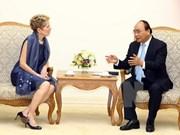 Premier de Vietnam se compromete a apoyar a las empresas de Ontario