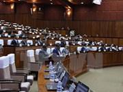 Eligen a vicepresidente primero del Parlamento camboyano