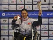Vietnam acumula seis medallas en Campeonato Mundial de Para- Natación
