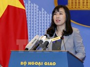 Vietnam aboga por solucionar asuntos de Jerusalén según leyes internacionales
