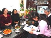 Vietnam realizará Censo de Población y Vivienda en 2019