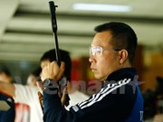 Equipo vietnamita obtiene medalla de bronce en campeonato regional de pistola aire