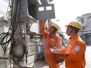 Producción de electricidad de Vietnam registra gran aumento en 11 meses