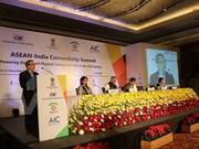 ASEAN y la India por agilizar conexión en sector digital