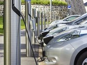 Singapur lanza programa de uso compartido de automóviles eléctricos