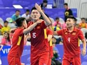 Publican resultados de sorteo de Campeonato de Futsal de Asia 2018