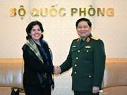 Cooperación en defensa: pilar importante de los vínculos Vietnam- Cuba