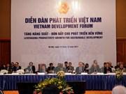 Aumento de productividad: factor trascendental para desarrollo sostenible en Vietnam