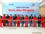 La VNA celebra exposición fotográfica sobre mar e islas de Vietnam