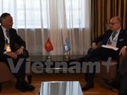 Vietnam y Argentina acuerdan promover intercambio comercial