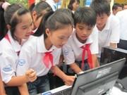 Vietnam por desarrollar un entorno virtual más seguro para niños