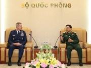 Fortalecen cooperación defensiva entre Vietnam y Estados Unidos