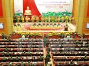 Asociación de Veteranos de Guerra de Vietnam cierra su VI Congreso nacional