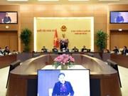 Anuncian en Vietnam nuevas leyes aprobadas por el Parlamento