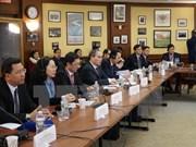 Universidades de Vietnam y Estados Unidos robustecen cooperación en formación