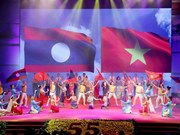 Visita del máximo dirigente pardista de Laos a Vietnam contribuirá a fomentar solidaridad especial bilateral