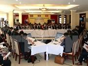 Celebran en Vietnam Reunión viceministerial del Triángulo de Desarrollo CLV