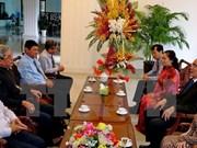 Ciudad Ho Chi Minh felicita a comunidad católica por Navidad