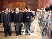 Abren sus puertas exhibición fotográfica sobre relaciones Vietnam-Laos