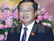 Vicepresidente de Asamblea Nacional de Vietnam visita China