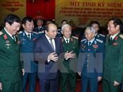 Premier de Vietnam insta a modernizar Fuerza de Defensa Aérea – Antiaérea