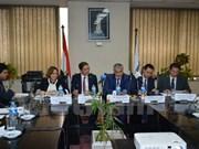 Promueven en Egipto potencialidades económicas de Vietnam