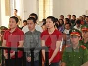 Vietnam: Sentencian a cinco sujetos por realizar propaganda contra el Estado