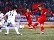 Sub-23 de Vietnam cayó ante Ulsan Hyundai de Sudcorea