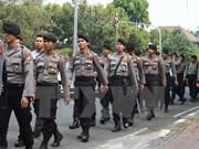 Indonesia refuerza seguridad en vísperas de Navidad