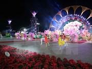 Inauguran Festival de Flores de Da Lat