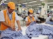 Industria textil de Vietnam alcanza destacados resultados en 2017