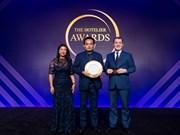 Chef vietnamita honrado como mejor cocinero en Asia