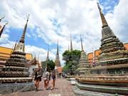 Llegada de turistas extranjeros a Tailandia aumenta 23 por ciento en noviembre