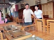 Exportaciones de madera vietnamita sobrecumplen meta planeada para 2017