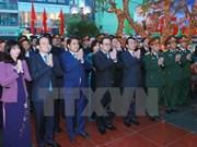 Homenajean en Hanoi a víctimas de bombardeos estadounidenses de 1972