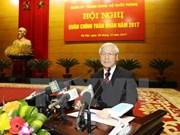 Dirigente partidista orienta labores de ejército vietnamita en próximo año