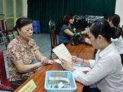 Seguro Social de Vietnam busca ampliar números de participantes voluntarios