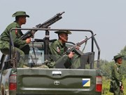 Myanmar prolonga ley marcial en Estado de Rakhine