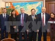 Rusia y Vietnam por promover relaciones entre jóvenes generaciones