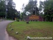 Tailandia establecerá centros de rescate en mayores parques nacionales